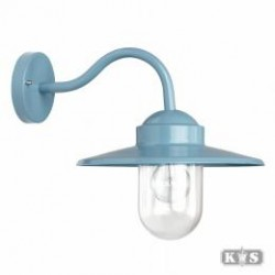 Wandlamp Dolce Melkblauw
