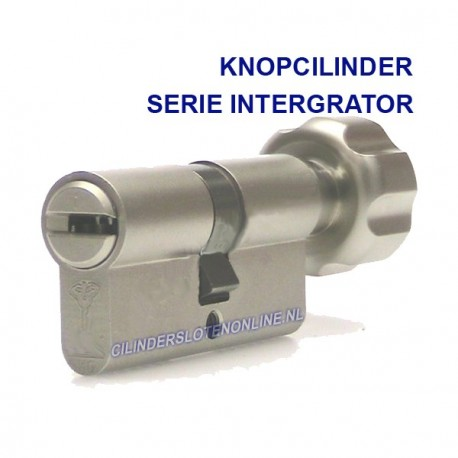 Knopcilinder serie Intergrator